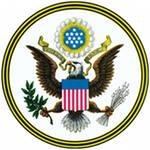Герб в США