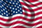 Флаг в США